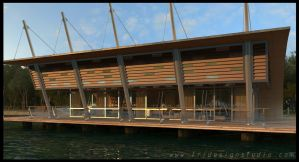 riverhouse 3rd angle by outboxdesign