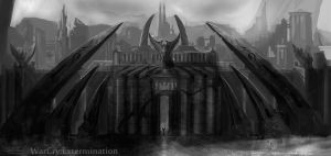 City Gate Concept - up close by stevegoad