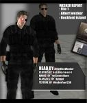 Wesker Code veronica Beta version.. by WeskerFan1236