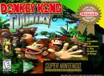 Donkey Kong snes cover art by tonatello