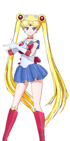 MMD Sailor moon by frede15