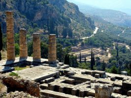 Delphi by astomious