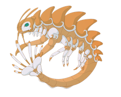 [PC] King of amphipods by limegecko