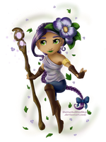 Miss Adoptable - Miss Mage - Available by OuttatheBlueSkye