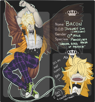 [Capon] Bacon by StygianGrey