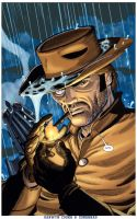 Jonah Hex by Darwyn Cooke by KevinJConley1
