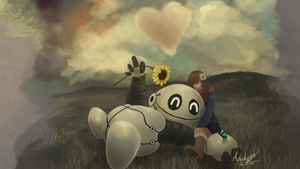 Robomance contest entry by insanitynick