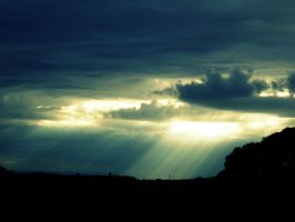 God Rays by totalizzyness