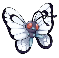 012 - Butterfree by nganlamsong
