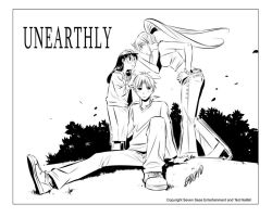 Unearthly by iq40