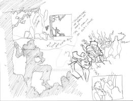 Story Panels WIP 2 by joekey