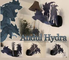 Andul Hydra by StrayaObscura