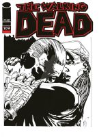 The Walking Dead #56 Variant Cover by Melski83