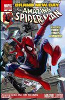 Spider-Man 3D Anaglyph 2 by xmancyclops