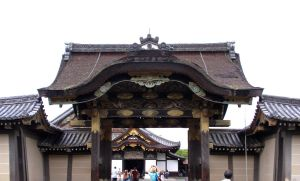 Nijo Gate by DreamsWithinMe
