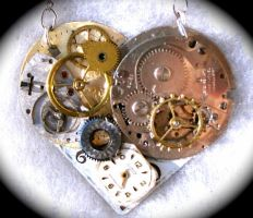 Steampunk Heart 3 by Lucky978
