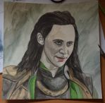 Loki by Inlacrimas