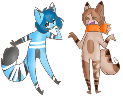 Cat Adopts! //OTA//OPEN by SNlCKERS