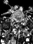 Aspects of a classic Harley D by MODDEYDOO