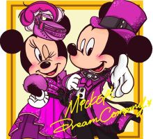 Mickey's Dream Company by chico-110