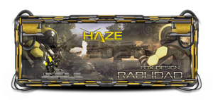 Haze Sign by Rablidade