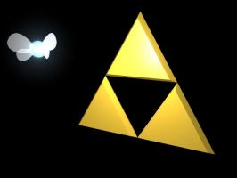 Triforce by Jlaaag