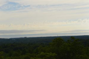 VIEW FROM LYNN WOODS by amidriss77
