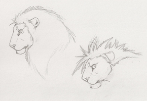 Manly Manes by Sinful-Souls
