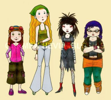 Runaways TAS by rally-ae