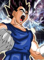 vegeta enraged by fear229