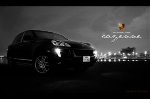 PORSCHE cayenne by thehonor2