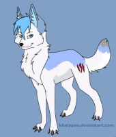 Wolfy by veronica-the-fox