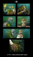 Argonian Tales -page 3- by Hndz