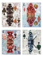 Queens of The Gypsy Cards by CReevesABudd