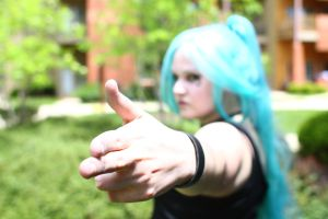 ColossalCon 2014 - Ember(PS) 17 by VideoGameStupid
