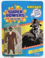 Super Powers Rorscach by Hartter