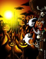 Pumpkin Hill by NextGrandcross