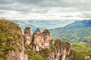 Three Sisters by SteveCampbell