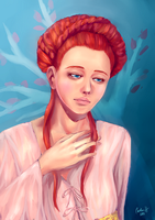 Sansa Stark by Julietto