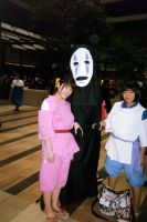 A-Kon 2014 Spirited Away Group by KittyChanBB