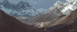 snowberg by jazzjiang