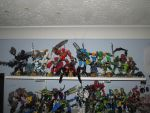 BIONICLE - Wave 1 Completed by KrytenMarkGen-0