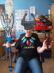 LEGO  Twilight Princess    ...or king ? by ProfMadness