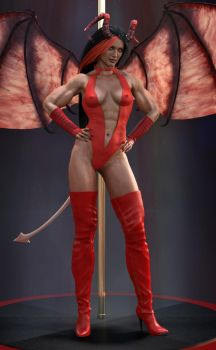Succubus - 44 by johngate2014