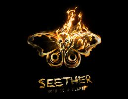 seether contest entry- moth to a flame by CassandreBolan