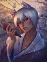 Tomoe by MorranArt