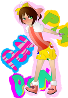 PonPonPon Romano by Skater-Chan