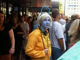 TOS Andorian Starfleet Officer by SoongCybernetics