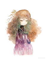 forest creature by aylie