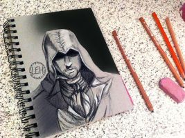 Assassin's Creed: Unity by XLEHX